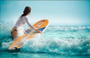 Skill- und Surfgruppe